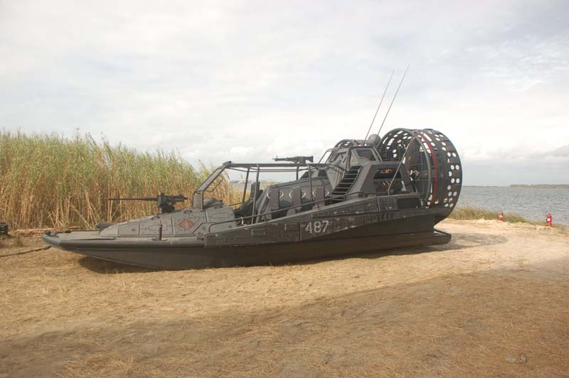 Airboat Transportation,Pathmaker Airboats,Jacqueline Lynn